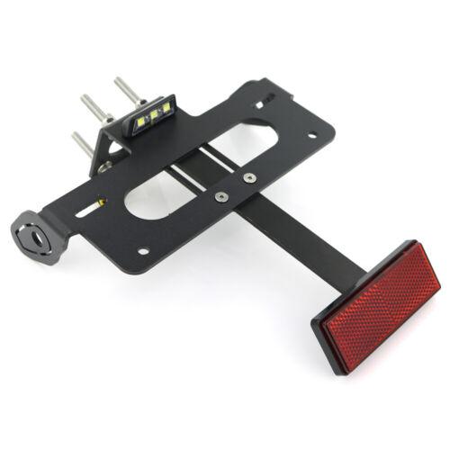 For Yamaha YZF-R6 2006-2019 Rear Fender Eliminator Kit License Plate Bracket