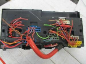 11 bmw f10 550i m5 535i power distribution sam fuse box 9210861 image is loading 11 bmw f10 550i m5 535i power distribution