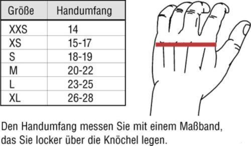 Reithandschuh  Special  Hochwertig auch für Kinder hkm 1225 schwarz Neu