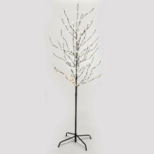 3-7ft PRELIT LED Lights Twig Christmas Tree Lighted Branch Xmas Decor Lamp Home