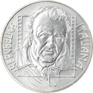 [#915359] Italie, 5 Euro, Federico Fellini, 2005, Rome, FDC, Argent, KM:255