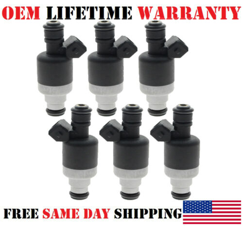 6x Refurb OEM Rochester Fuel Injectors *Oldsmobile Cutlass Supreme 2.8//3.1L V6*