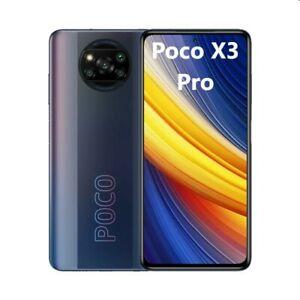 "Xiaomi Poco X3 Pro Dual Sim 128GB+6GB RAM 6,67"" Smartphone Pocophone Black"
