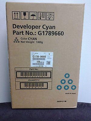 New Genuine Ricoh C900 C720 C900S Cyan Developer G1789660
