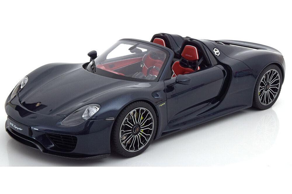 Envíos y devoluciones gratis. GT Spirit Porsche 918 Spyder Azul Oscuro GT757 le 918 918 918 un. 1 12New artículo  hallazgo raro   El ultimo 2018