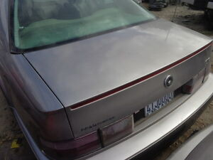 Trunk Cadillac Seville STS 92 93 94 95 96 97 98 99 | eBay