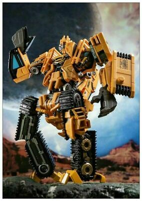 IN STOCK Mechanical Team MT-03 Long Haul Action Figure