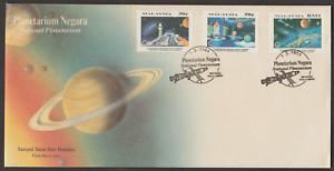 (F178)MALAYSIA 1994 NATIONAL PLANETARIUM FDC