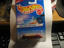 1996 Hot Wheels #378 1996 First Editions 1996 Mustang GT