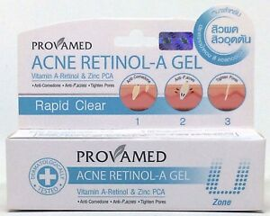 Skin Care Health & Beauty 10 G Provamed Acne Retinol-a Gel Anti-comedone,anti-p.acnes,tighten Pores Latest Technology