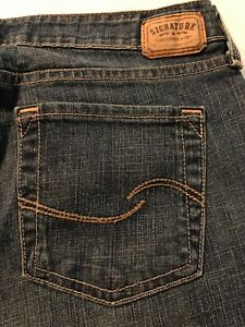 f005dd67 Levi's Women's Jeans Low Rise Boot Cut Stretch Distressed Jeans Size ...