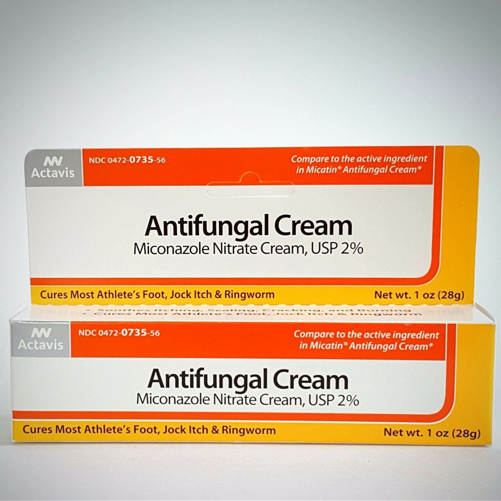 Miconazole Nitrate 2% Antifungal Cream (Compare To Micatin