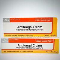 Antifungal Cream (compare To Micatin) By Actavis Pharmaceuticals - 28gm