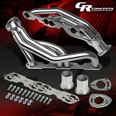 Chevy GMC C//K 1500 2500 V8 5.0//5.7L Stainless Steel Exhaust Manifold Header