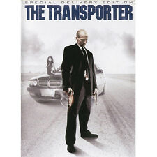 The Transporter (DVD, 2007, Special Edition)