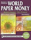 Standard Catalog of World Paper Money, Modern Issues, 1961-Present by Maggie Judkins (Paperback, 2016)