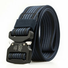 2018 Tactical Nylon Belt Quick Release Cobra Buckle Heavy Duty Belts  Waistbands 6d125be1c