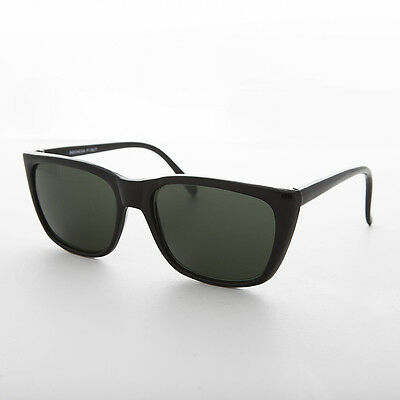 Sammlung Hier Klassisch Groß Quadratisch Rahmen Vintage Sonnenbrille Mit Glas - Nan