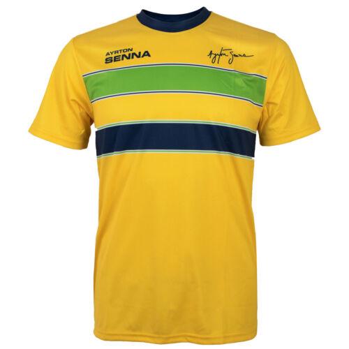 Ayrton Senna T-Shirt Helm