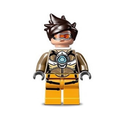 Blizzard Minifigure Figurine New Lego Overwatch Widowmaker ow002 From 75970