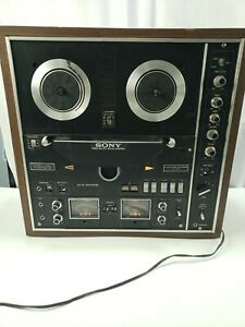 Sony-Tc-730-Reel-to-Reel-Stereo-Tape-Recorder-Parts-Repair