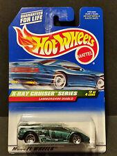 1997 Hot Wheels #946 X-Ray Cruiser Series 2/4 : Lamborghini Diablo - 21105