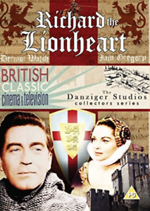 Richard-The-Lionheart-UK-IMPORT-DVD-NEW