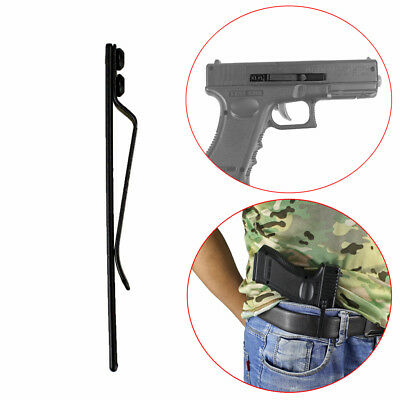Universal Gun Clip Holster Low Profile Ambidextrous Concealment Belt Clip f S-As