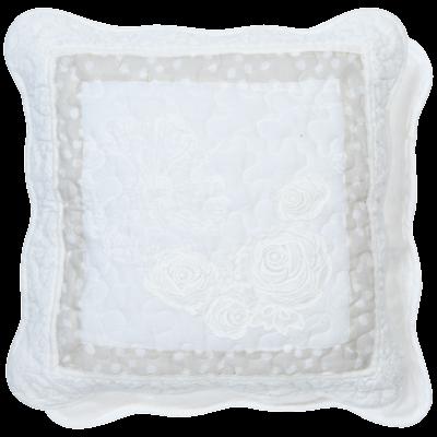 50 x 50 cm Clayre /& fed almohada funda funda de almohada gequiltet
