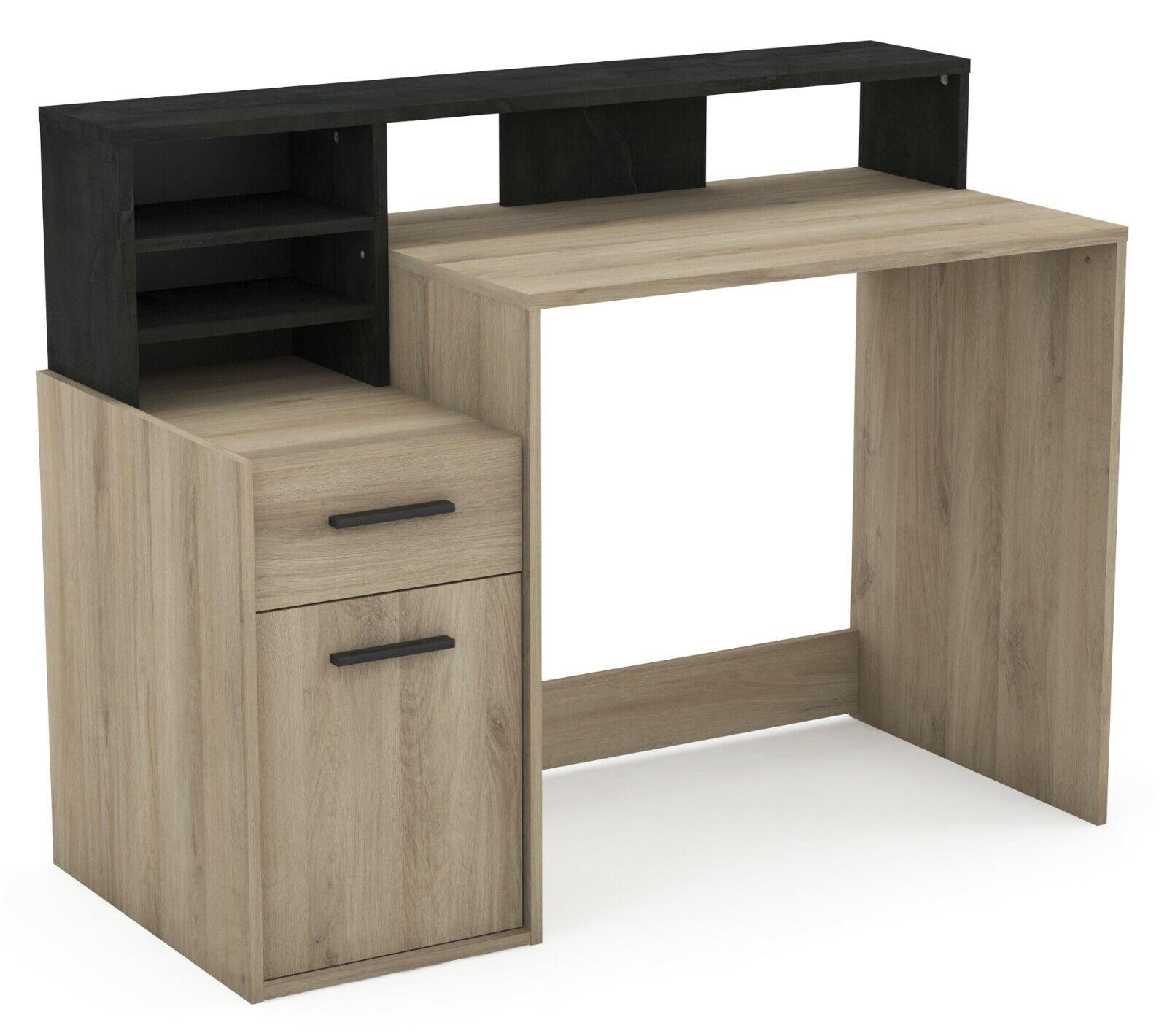 Mesa escritorio ordenador despacho estudio habitacion industrial Urano 126x60x94