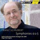 "Schubert: Symphonies Nos. 4 & 5 (CD, Aug-2012, H""nssler Classic)"