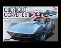 Doyusha 1/12 Chevrolet Corvette Stingray Sports Car Kit Dbs-3