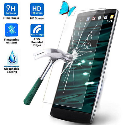 Premium HD Tempered Glass Film Screen Protector Skin For For LG V10 / LG G4 PRO