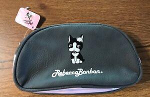 Appris Trousse Ecole Chien Bouledogue Bulldog Rebecca Bonbon Neuve !