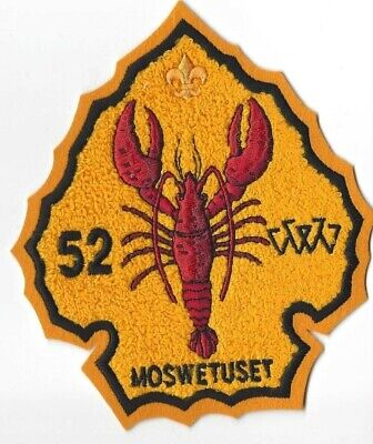 OA Moswetuset Lodge 52 FIRST FLAP S-1 LOBSTER LODGE MERGED,195,261,131,158,370