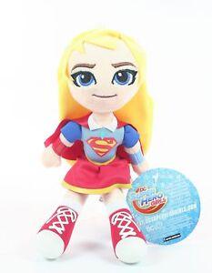 DC-SUPER-HERO-GIRLS-plush-SUPERGIRL-10-034-soft-toy-comic-heroine-NEW