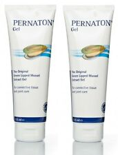 2x Pernaton Gel 125ml The Original Green Lipped Mussel Extract Gel!