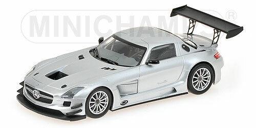 Minichamps Mercedes Benz SLS AMG GT3 Street 20 1 43 410113202
