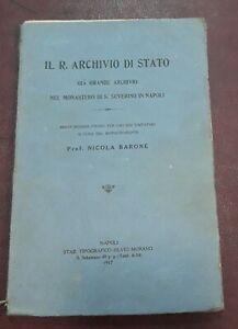 1917 - Napoli - Grande Archivio