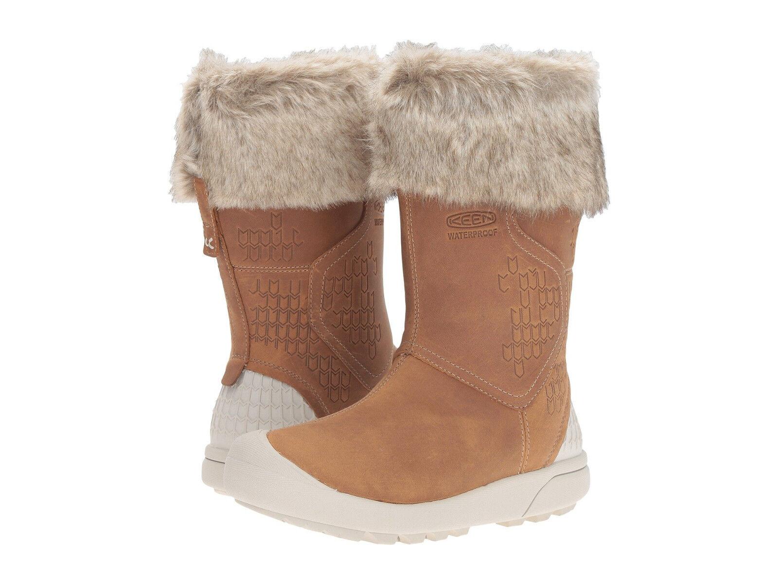 Keen damen Fremont Zip Waterproof Winter Snow Cold Weather Stiefel