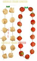 New French Necklace/Strings Garland Garlic & Garland Onion Fancy Dress Accessory