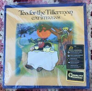 CAT STEVENS VINYL tea for the tillerman LP LIMITED 200 gram Analogue Productions
