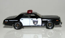 Matchbox Dodge Monaco Police Car - 1978, MB762 Diecast Toy Car © 2008.