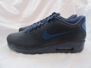 Details about Nike Air Max 90 Ultra Obsidian Midnight Navy Blue Mens 9 Shoes SAMPLE Unreleased