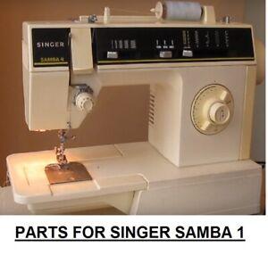 Original de la cantante Samba 1 piezas de repuesto de