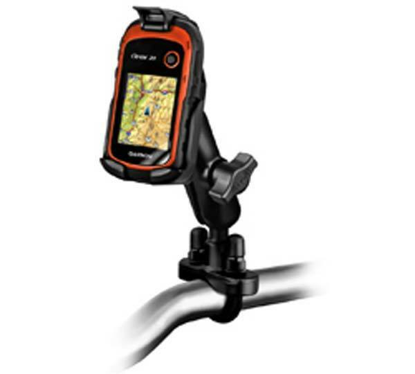 SUPPORT HANDLEBARS FOR GARMIN ETREX 10 20 30 SERIES RAM MOUNT RAM-B-149Z-GA48U