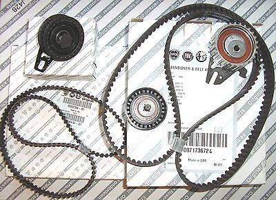 Alfa Romeo GTV 2.0 JTS genuine alfa cam belt timing kit balance belt kit