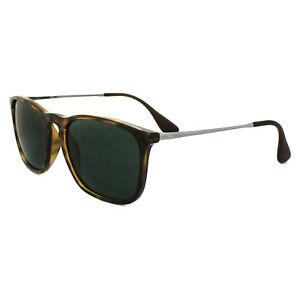 3a0ac6d45a092 Ray-Ban Sunglasses Chris 4187 710 71 Tortoise   Gunmetal Green ...