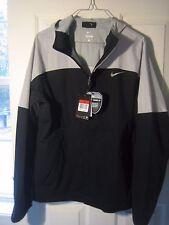 Nike Women's ShieldRunner 3M Flash Running Jacket Black 688559 010 Size L $350