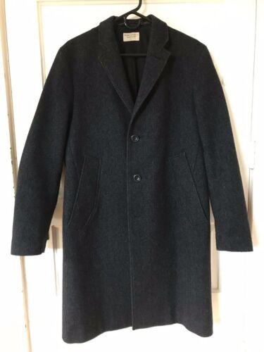 Nudie Jeans Waldo Overcoat Jacket SZ M